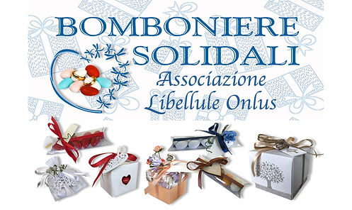 Bomboniere Solidali Associazione Libellu