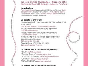 26 Ottobre, BRA DAY 2019, Humanitas Rozzano (MI)