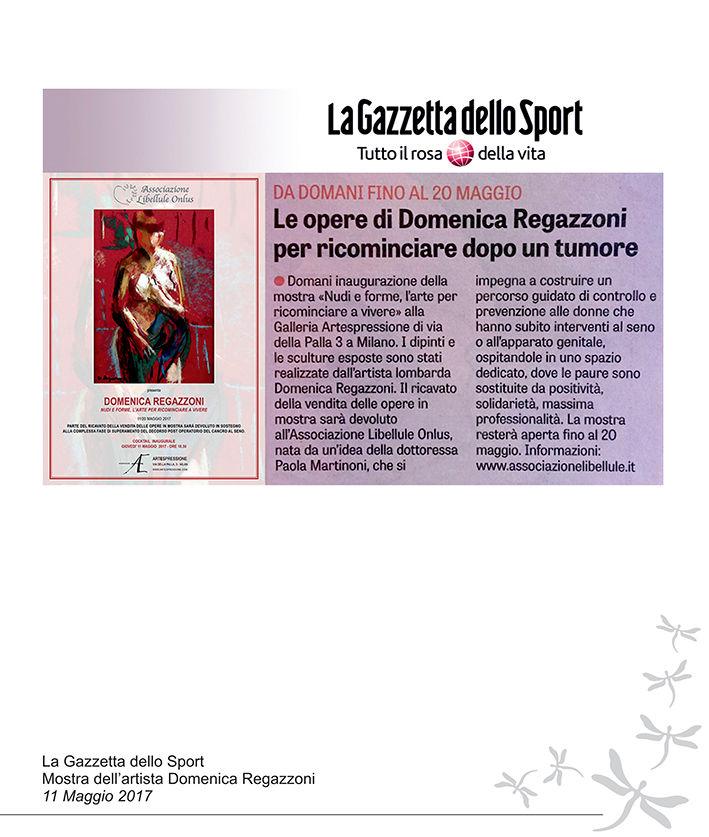 Gazzetta dello Sport - 11.05.17