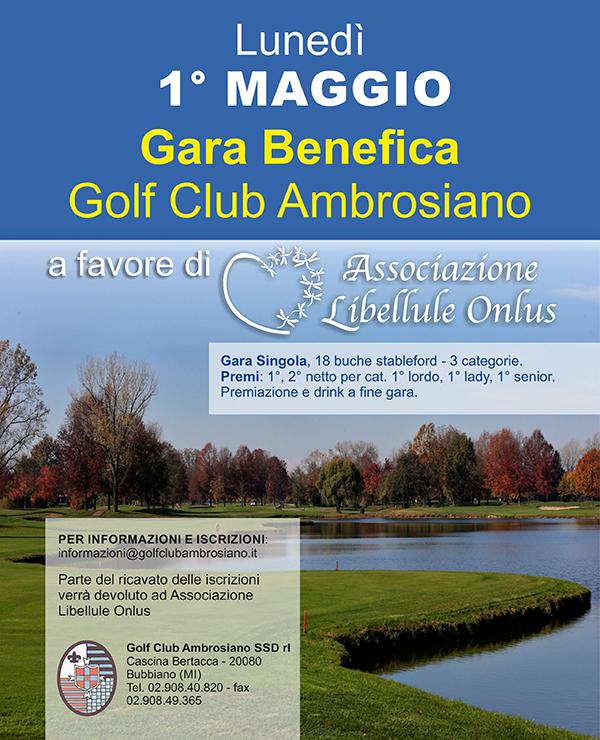 Associazione Libellule - Golf Ambrosiano