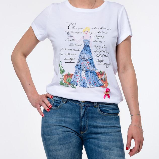 DIONISIAT-shirt Nenette