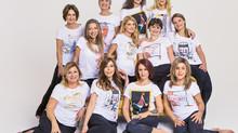 Nenette e Libellule Onlus, otto T-shirt per aiutare le donne che combattono contro il tumore