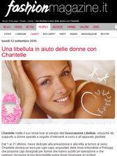Fashion Magazine.it - 12.09.16