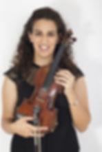ליאת ברונר, נגנית כינור