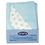 "Thumbnail: שמיכה משולבת דו שכבתית - כוכבים תכלת - *90/80 ס""מ"