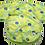 סינר עם שרוול Oopsi baby - צבים