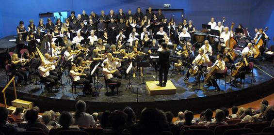 קונצרט קטעי אופרה