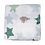 Thumbnail: שמיכה / חיתול במבוק -  רך וגדול במיוחד 120/120 - כוכבים גדולים