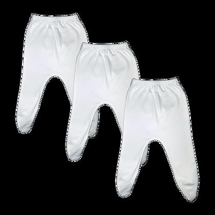 שלישיית רגליות לבן