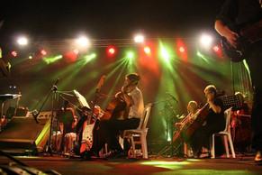 קונצרט פתיחת אירועי הקיץ ברמת השרון עם להקת אומהגומה
