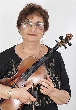 אירינהקופמן, נגנית כינור ראשון