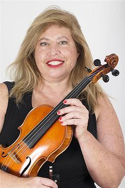 שושנה סומר, נגנית כינור ראשון