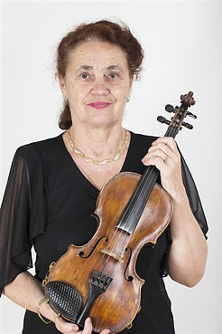 סופיה סביאדיס, נגנית כינור שני