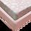 Thumbnail: סט מצעים ג'רסי Jersey למיטת מעבר - עננים ורוד