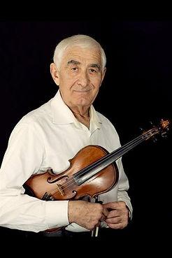 בוריס סיבוב, נגן כינור שני