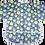 סינר עם שרוול Oopsi baby - ינשופים כחולים