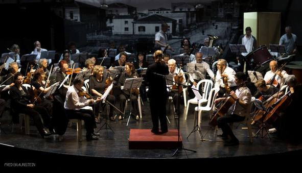 קונצרט שהוקדש ליצירות צ'יקובסקי