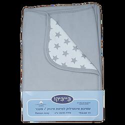 Blanket-130-90-stars-gray-pack-729722620