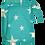 Thumbnail: סינר הנקה 100% כותנה - כוכב תכלת