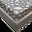 Thumbnail: סט מצעים ג'רסי Jersey למיטת מעבר - עננים אפור