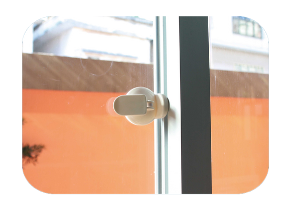 מגביל פתיחת חלונות ודלתות הזזה