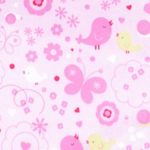 סינרי גן Oopsi Baby - ציפורים