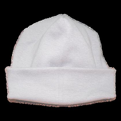 מגוון כובעים לתינוק - לבן