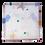 Thumbnail: שמיכה / חיתול במבוק -  רך וגדול במיוחד 120/120 - עננים