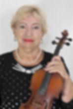 לריסה טימופייב, נגנית כינור