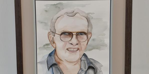 Grandad Portrait 1