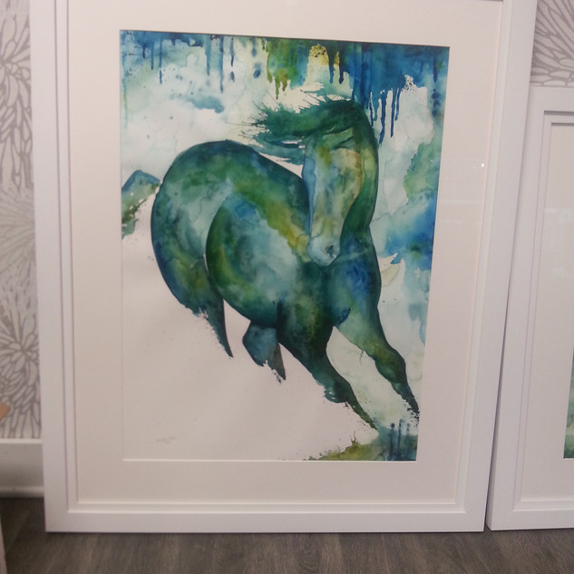 Painted Horse Series #2