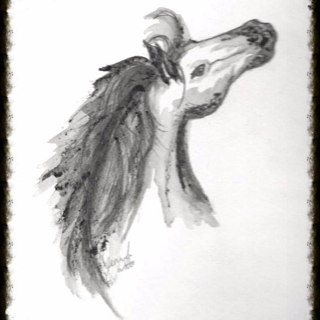 Horse #1 Series of three