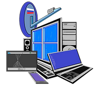 Ремонт компьютеров, ноутбуков, планшетов, смартфонов