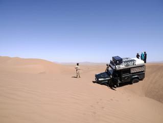 Du sable dans les rouages