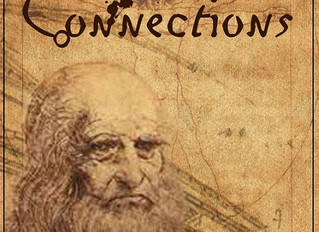 """Just re-released """"Da Vinci Connections"""""""