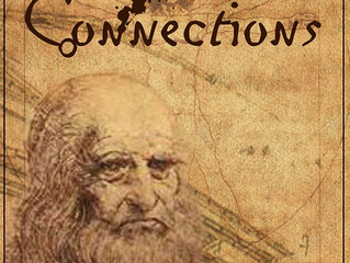 "Just re-released ""Da Vinci Connections"""