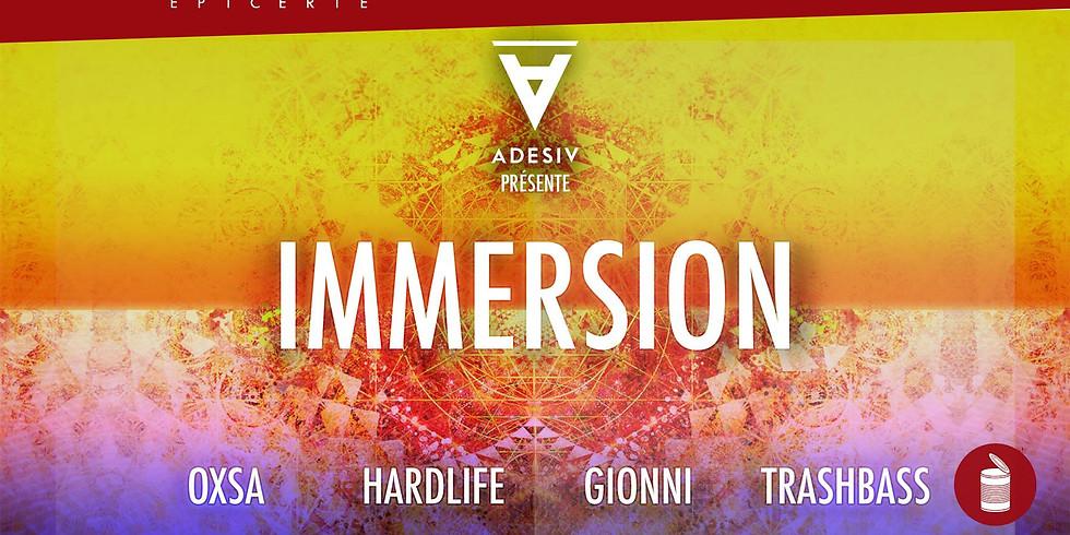 IMMERSION (Psytrance, Goa, Psystep, Hardspy)