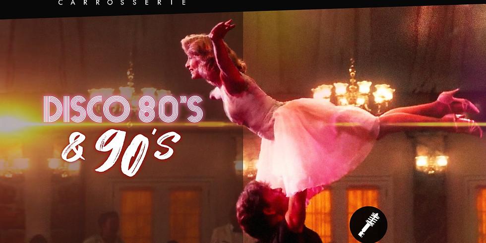 DISCO 80'S & 90'S