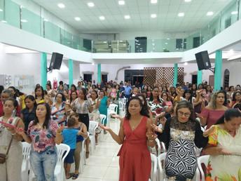 Culto em homenagem as mulheres em Itiúba/BA