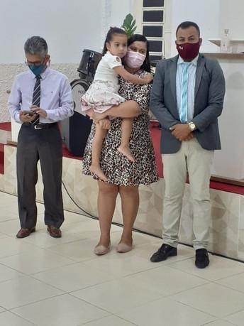 Posse do Pastor Igor Vilas Boas em Irecê na IBNE