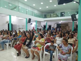 Festa de reconhecimento em Itiúba / BA