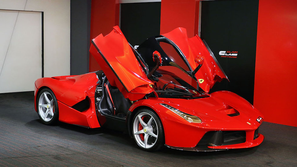 Ferrari LaFerrari – 1 of 499
