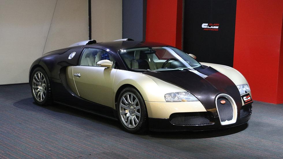 Bugatti Veyron 16.4, 2008