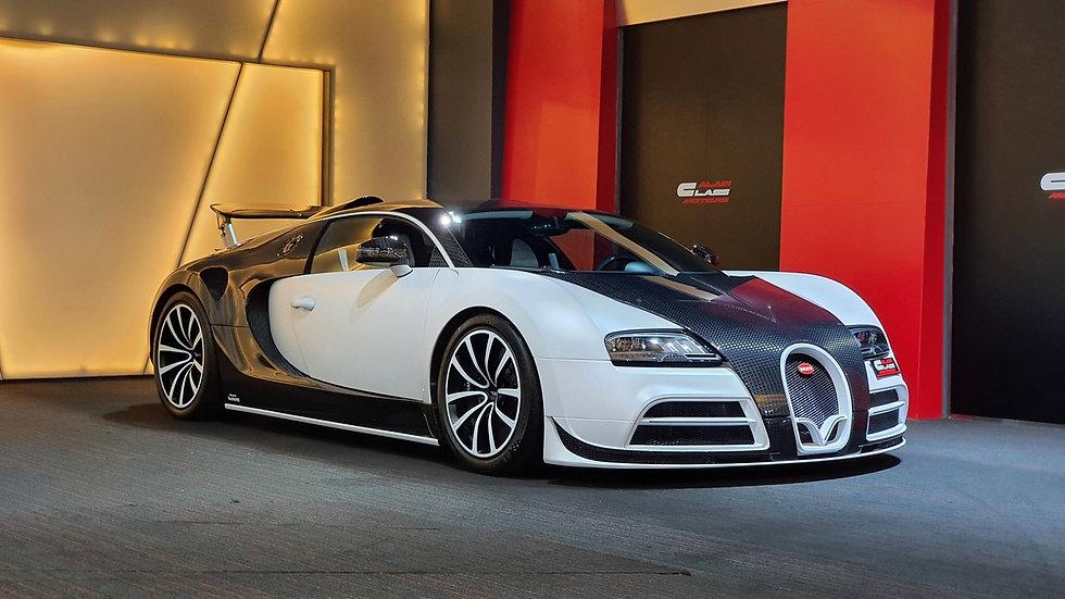 Bugatti Veyron Linea Vivere by Mansory              1 of 2