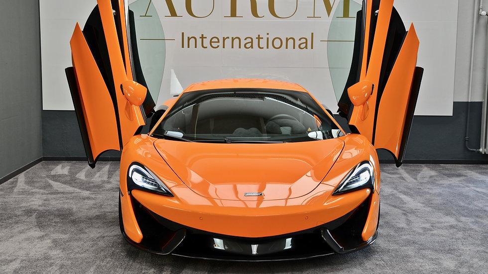 McLaren 570S, 2016