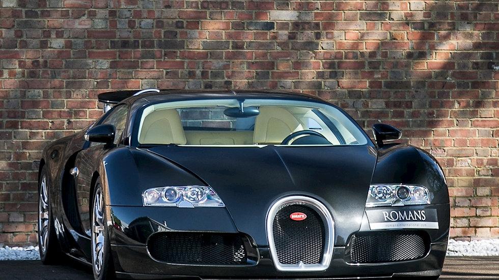 Bugatti Veyron 16.4, 2007