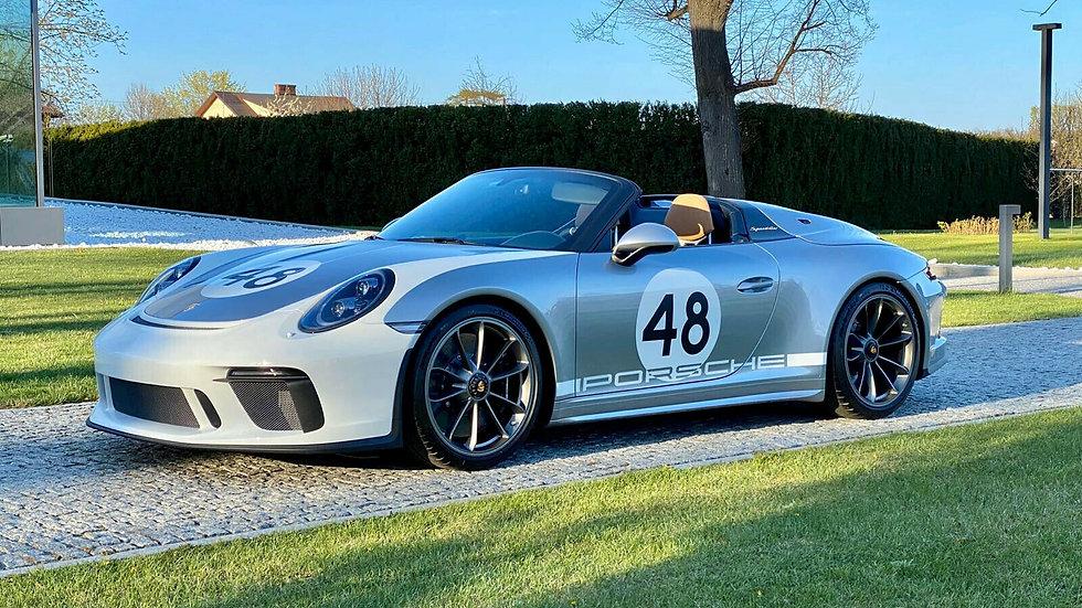 Porsche 991 Speedster 2019