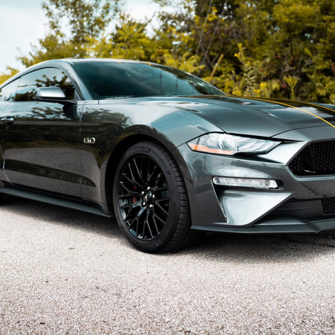 An Ohio dealership is selling a 750-horsepower Ford Mustang GTs for $ 45,000.