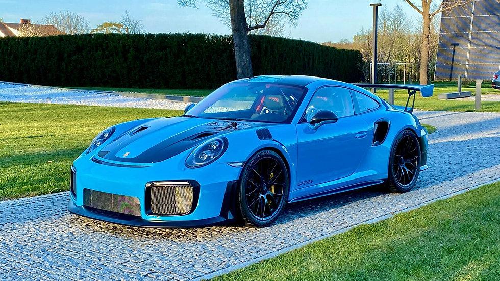 Porsche 991 GT2 RS 2019