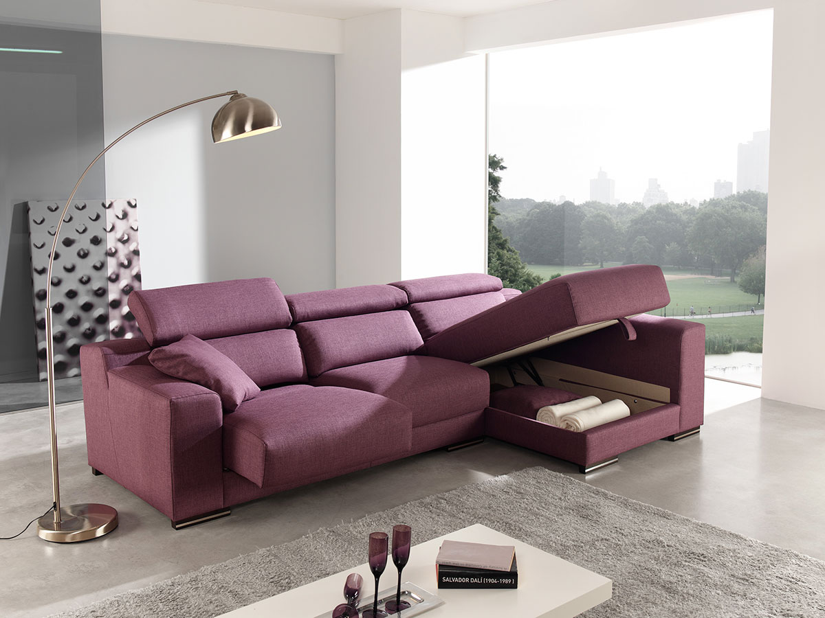 Chaiselongue DESIRÉ